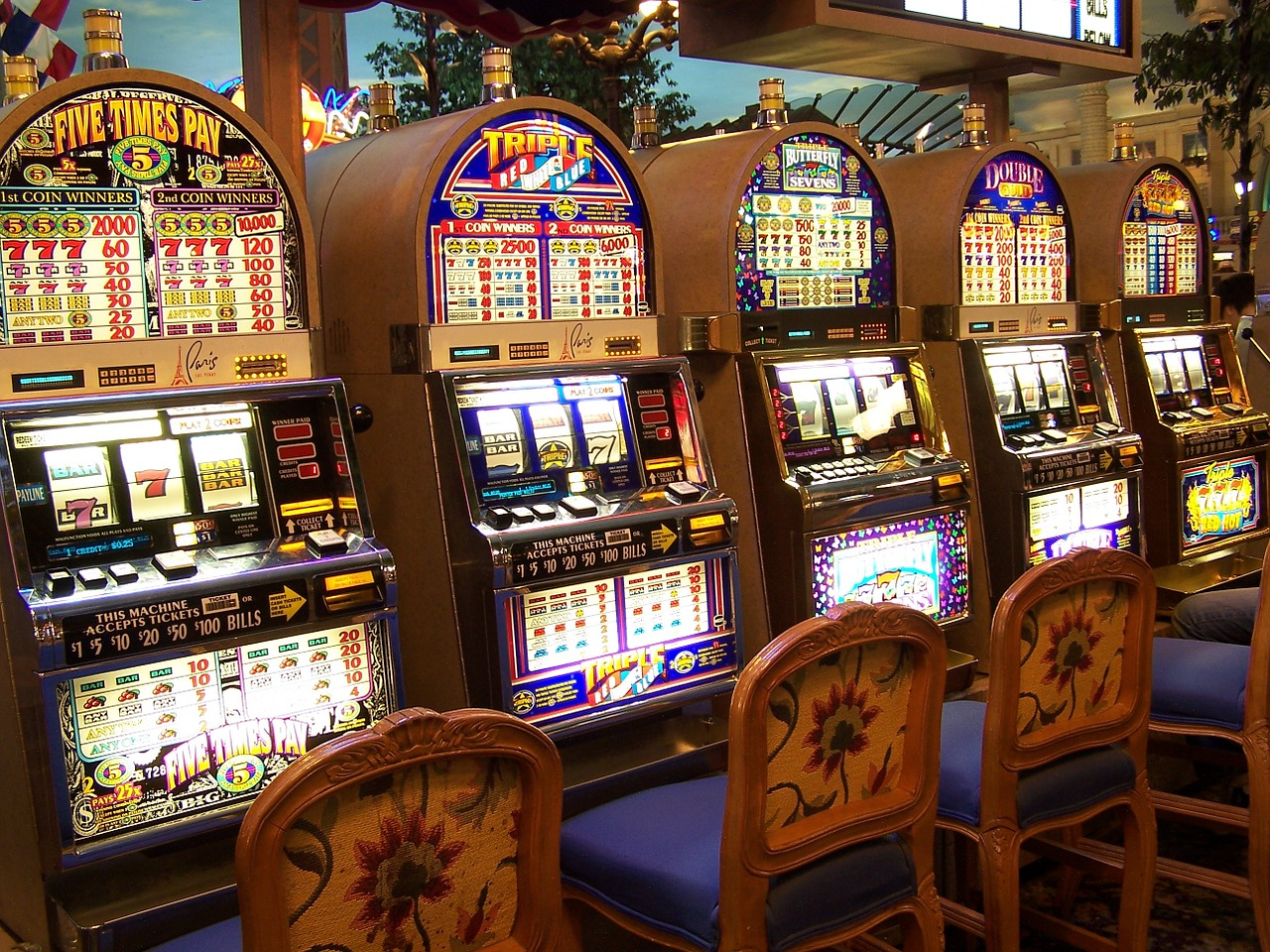 Modern Day Slot Machines